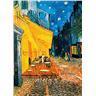 Fototapet Terrasse de Cafe - en konstnärlig foto tapet för både hem och konto