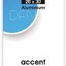 Nielsen Accent 20x30 Aluminium silver 53523