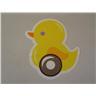 4st Gula Ankor Väggdekor Stickers- Storlek 7cm - Modell 4831