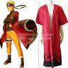 M - Naruto / Itachi Uchiha Mantel Robe Cosplay Anime Fest Maskerad Halloween