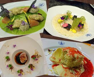 Ricette di decorazioni piatti ristorante mytaste for Decorazioni piatti