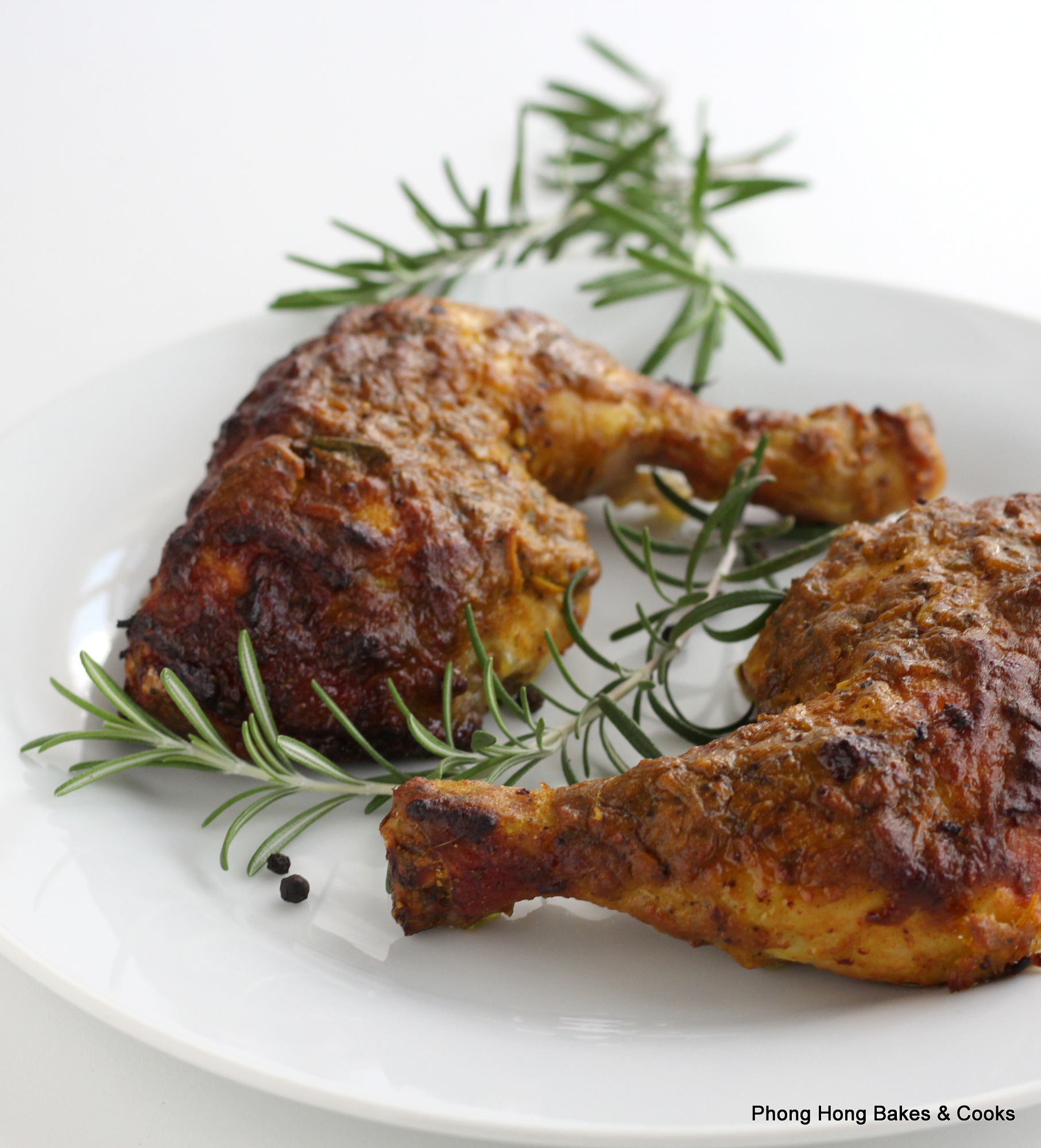 Roasted Yogurt Chicken