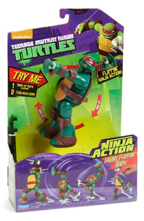 Raphael, Ninja Action-figur, Teenage Mutant Ninja Turtles