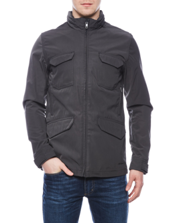 Albin dark grey jacket