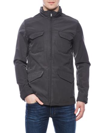 Albin dark grey jacket