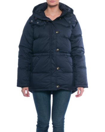 Alexandra down jacket blakish navy