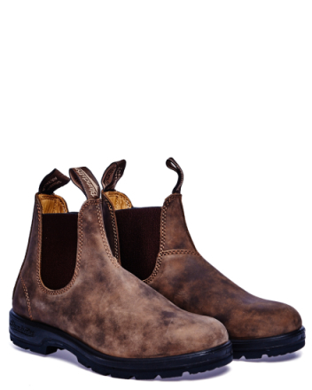 585 rustic brown shoes