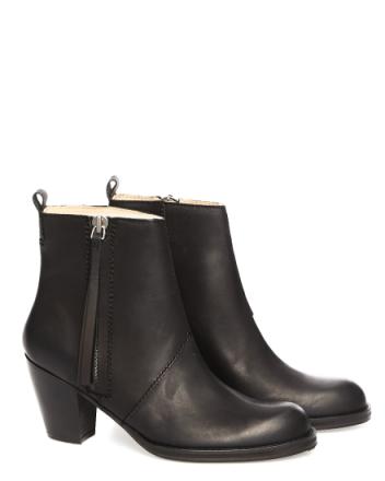 Pistol sh black boots 1EX113