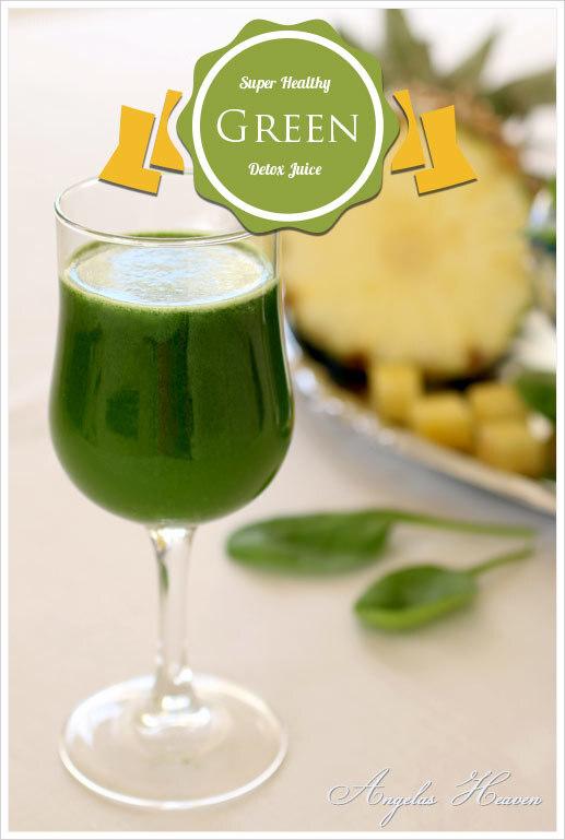 Karl Alfreds gröna smoothie