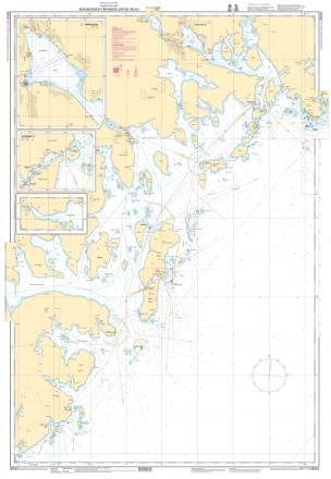 Sjökort 522 Örnsköldsvik Högbonden