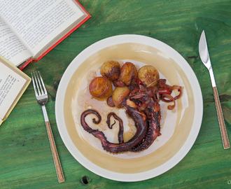Recetas de como cocinar rodajas de bacalao mytaste - Cocinar bacalao congelado ...