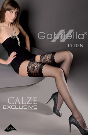 Fynd *** Gabriella Calze Exclusive Hold Ups