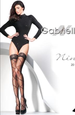 Gabriella Calze Nina Hold Ups