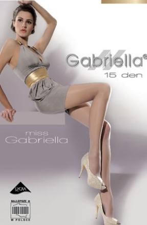 Gabriella Classic Miss Gabriella 15 Tights Stumpbyxa