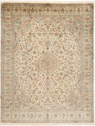 Kashmir äkta silke matta 201x259 Orientalisk Matta