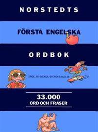 Norstedts första engelska ordbok : engelsk-svensk/svensk-engelsk