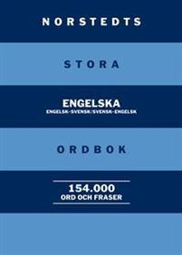 Norstedts stora engelska ordbok - Engelsk-svensk/Svensk-engelsk