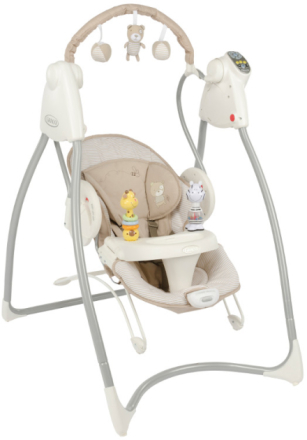 Swing & Bounce, Beny and Bell, Graco