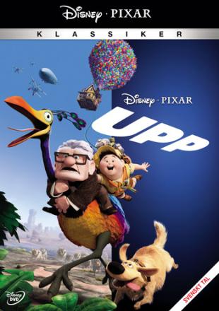 Upp- Disney Pixar Klassiker 10, DVD, Walt Disney