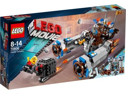 Slottskavalleri, Lego The Movie
