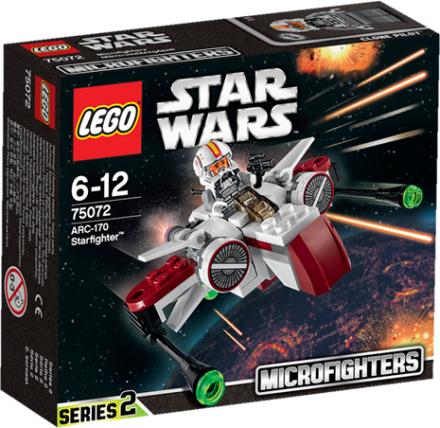 ARC-170 Starfighter, Lego Star Wars
