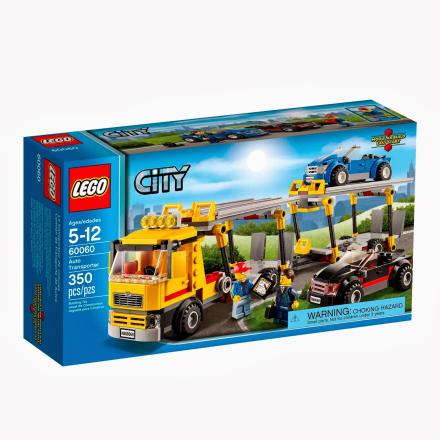 Bitransport, Lego City