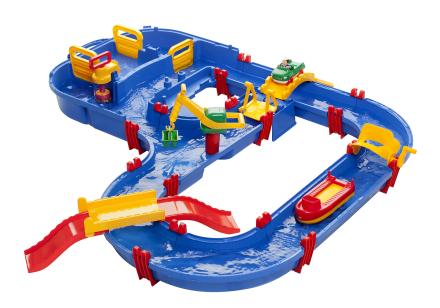 Mega Bridge, AquaPlay