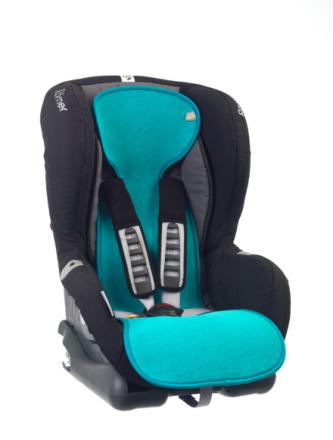 Sittskydd för bakĺtvänd bilstol, Turkos, Aerosleep