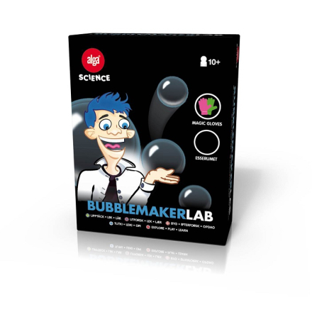 Bubble Maker Lab, Alga Science