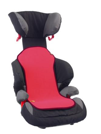 Sittskydd för framĺtvänd bilstol, Rosa, Aerosleep