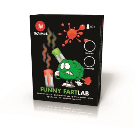 Funny Fart Lab, Alga Science