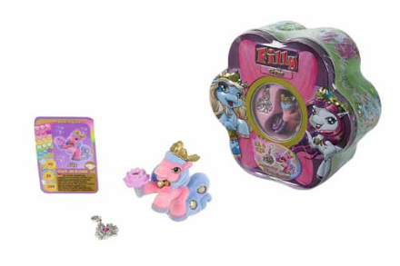Filly Lily Tin Box, Filly Elves