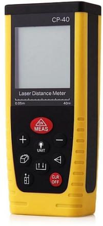 Distansmätare Laser