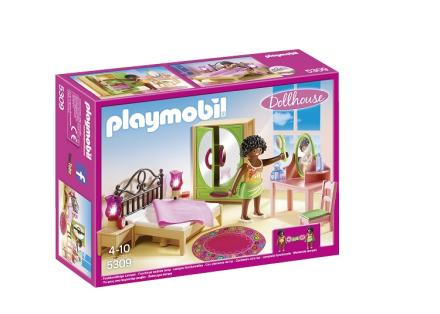 Sovrum med sminkbord, Playmobil (5309)