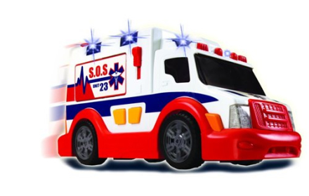 Ambulans, Dickie Toy