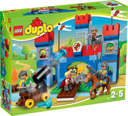 Stora kungliga slottet, Lego Duplo