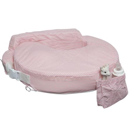 Fodral Amningskudde, Pink Stripes, My Breast Friend