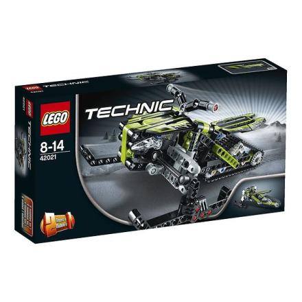 Snöskoter, Lego Technic