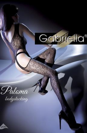 Gabriella Calze Paloma Bodystocking