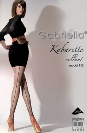 Gabriella Kabaretta Collant Tights