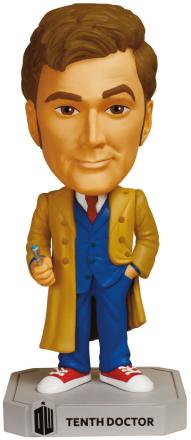 Wacky Wobbler - Doctor Who 10th Doctor