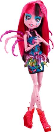 Inner Monster Doll, Fearfully Feisty & Mad love, Monster High