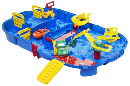Bärbar Slussbox, AquaPlay