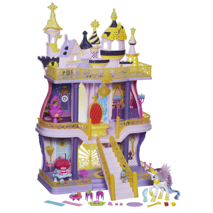 My Little Pony Magical Playset, Cantelot Caslte, My Little Pony