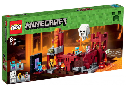 The Nether Fortress, Lego Minecraft