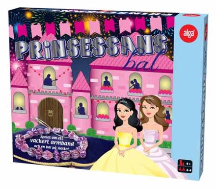 Prinsessans Bal, Alga