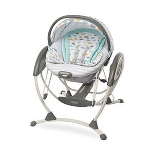 Babygunga Glider Elite, Clouds, Graco