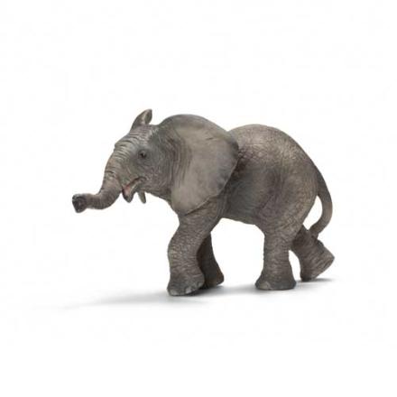 Afrikansk Elefantunge, Schleich