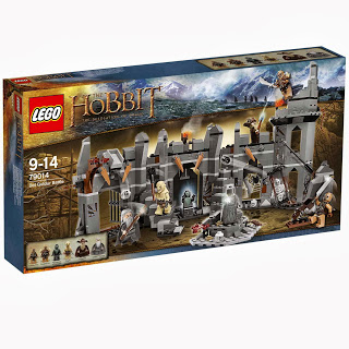 Striden i Dol Guldur, Lego The Hobbit