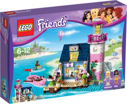Heartlakes fyr, Lego Friends